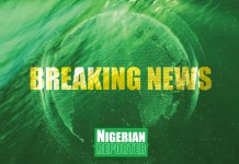 Breaking news from Nigeria and Africa