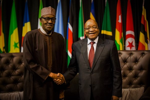 buhari and zuma