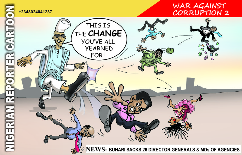 BUHARI SACKS DGs