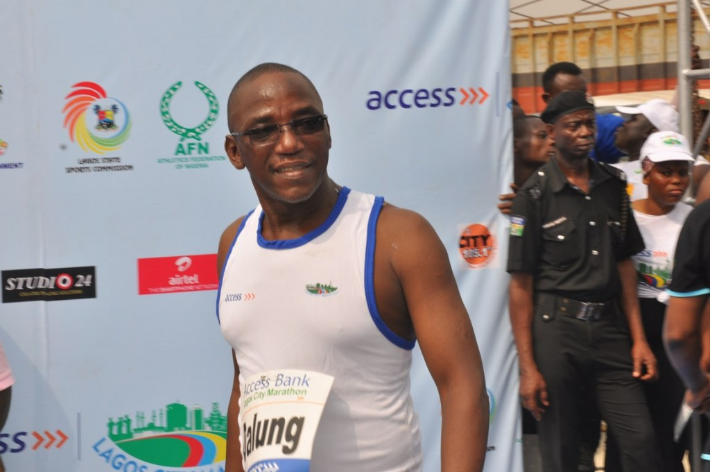 HON. SOLOMON DALUNG ( FEDERAL MINISTER FOR SPORTS) (Copy)