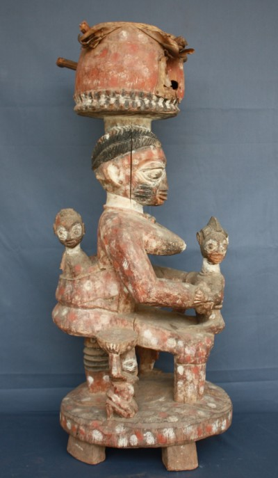 Museum Object (courtesy Lagos National Museum)