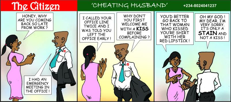 CITIZEN CHEATING husband