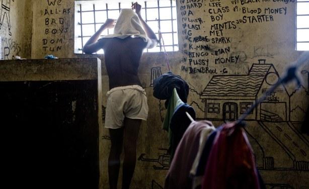 Nigeria-Prison