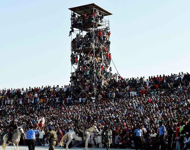 top-row-seats in Kaduna