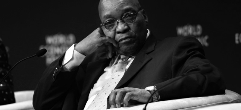 CAPE TOWN/SOUTH AFRICA, 12JUN2009 - Jacob Zuma, Presdent of South Africa, at the Closing Plenary : Africa's Roadmap: From Crisis to Opportunity held during the World Economic Forum on Africa 2009 in Cape Town, South Africa, June 12, 2009 Copyright World Economic Forum www.weforum.org / Eric Miller emiller@iafrica.com