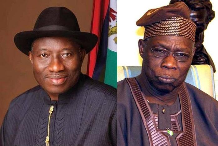 Jonathan & Obasanjo
