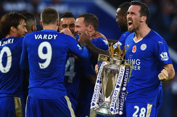 Leicester City in title charge