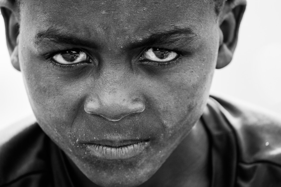 african_boy_black_and_white