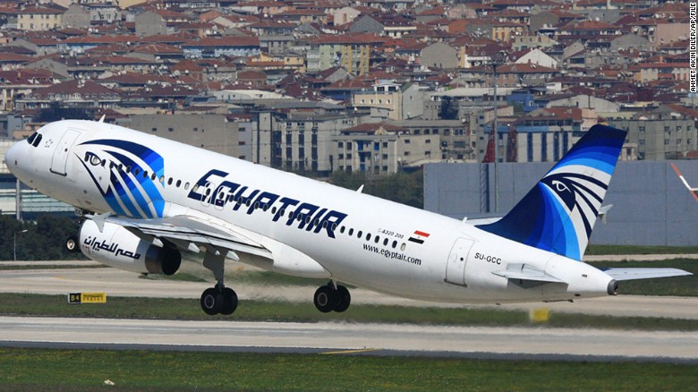 EgyptAir Flight 804