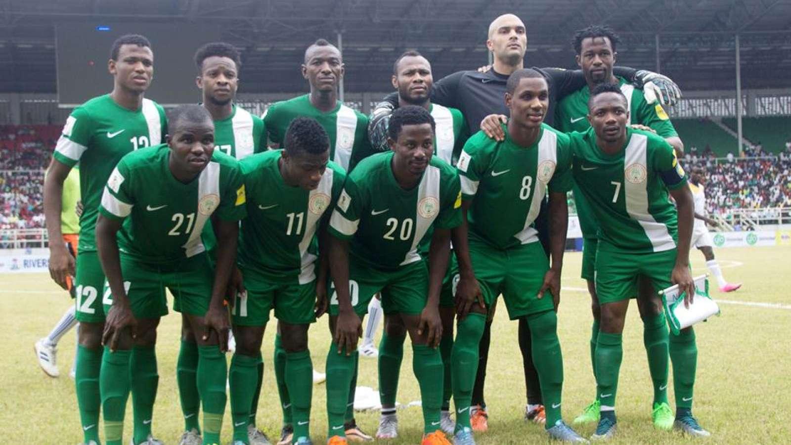 Nigeria's Super Eagles