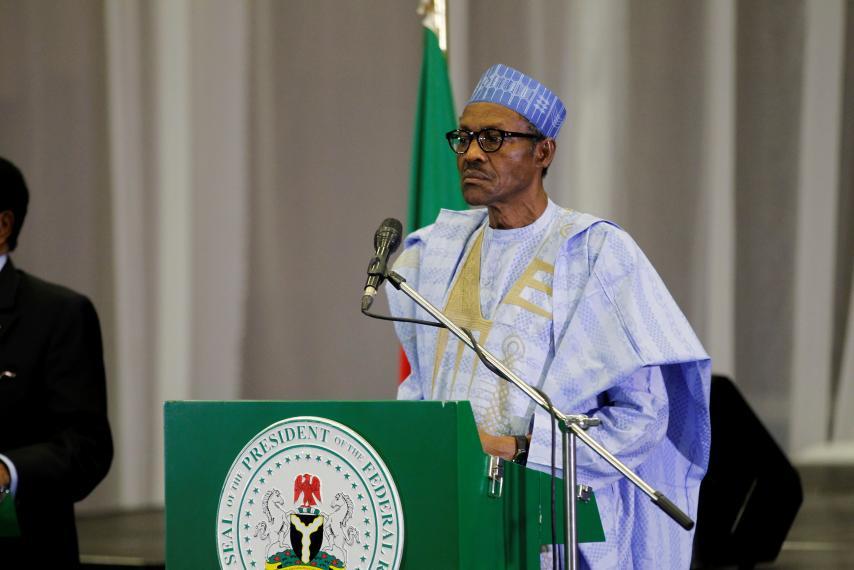 President Buhari 1