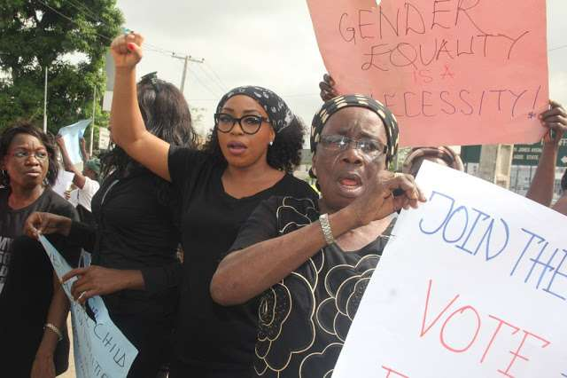 Rita-Dominic-during-a-protest
