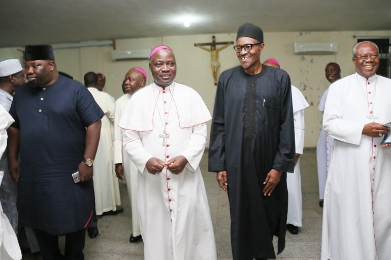 buhari and catholic bishops the scoop ng