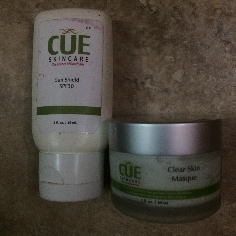 CUE Skincare by Nigerian skincare Specialist Uchenna Gbobemie