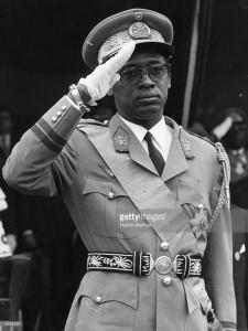 joseph desire mobutu (DRC)