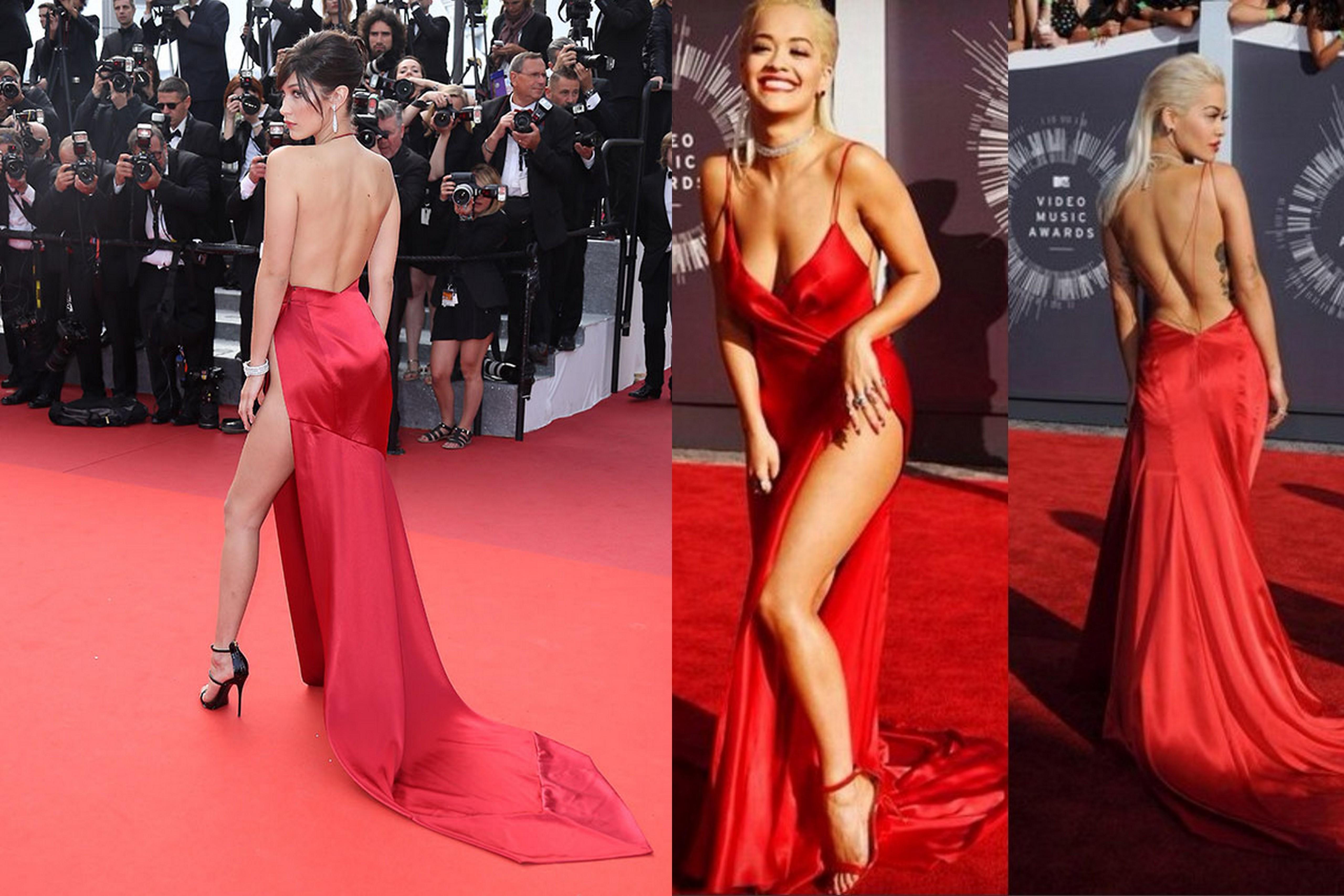 Bella Hadid x Rita Ora