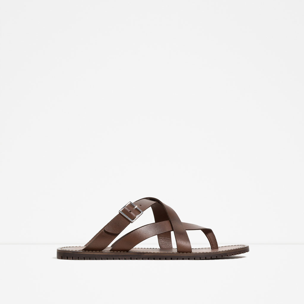 Zara Open Sandals