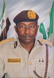 Babandede, Comptroller- General