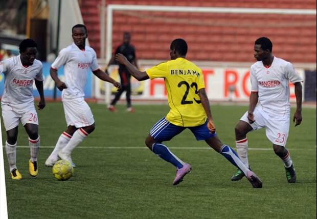 Heartland Fc v Enugu Rangers 1