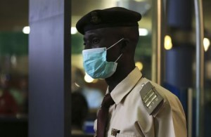An Immigration officer at the International Airport Abuja Photo credit: www.news.yahoo.com