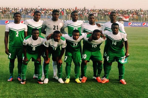 Nigerian-u23 team