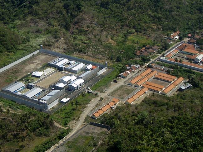 indonesian prison