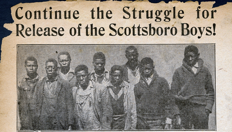 book review of remembering scottsboro the The scottsboro trials were among the most infamous the us supreme court agreed to review the third stories of scottsboro new york: pantheon books.