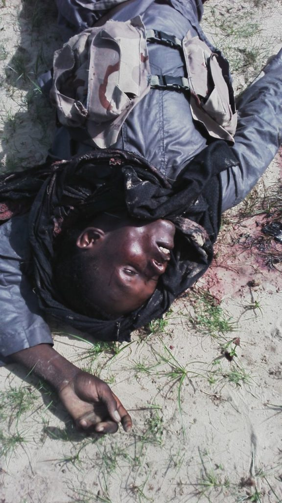 suspected Boko Haram spy killed by military in Northeast, Photo Author provided