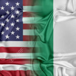 Relations between two countries. USA and Nigeria. Picture Source / onlineleaks247.com