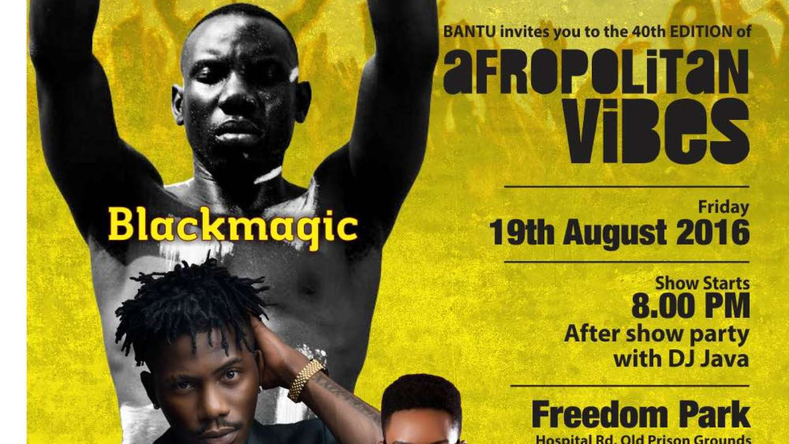 40th edition of Afropolitan Vibes