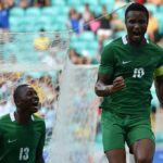 Mikel Obi and Sadiq Umar photo credit Daily Post
