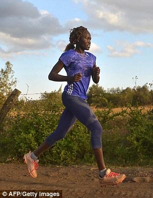 Rose Nathike Lokonyen, South Sudan, athletics, 800m