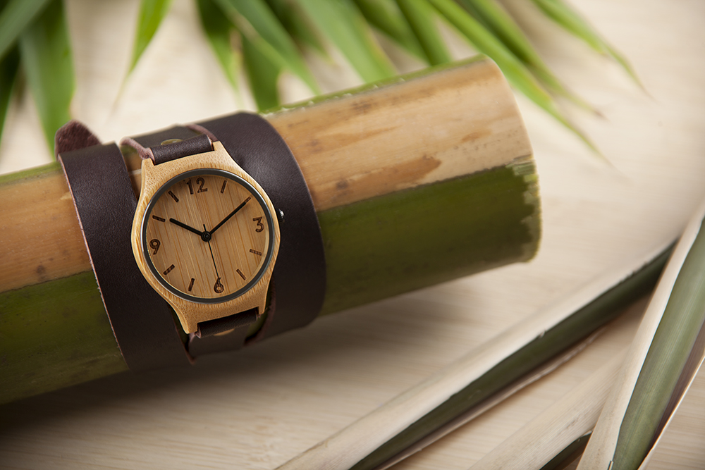 Bamboo Wrist Watch. Picture Source / smesouthafrica.co.za