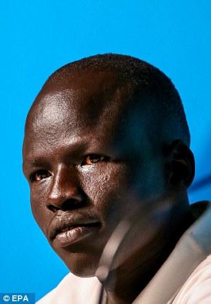 Yiech Pur Biel, South Sudan, athletics, 800m
