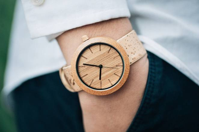 Bamboo Wrist Watch. Picture Source / treehugger.com