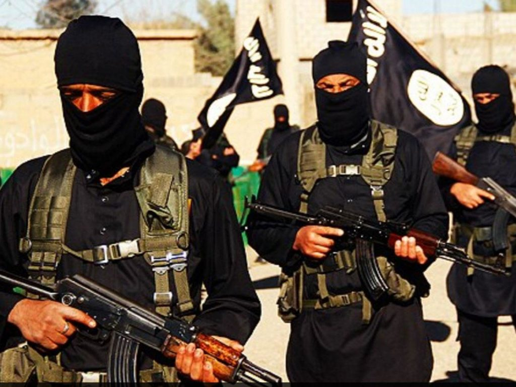 ISIS fighters. Picture source / independent.co.uk