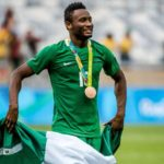 mikel eagles win olympics rio