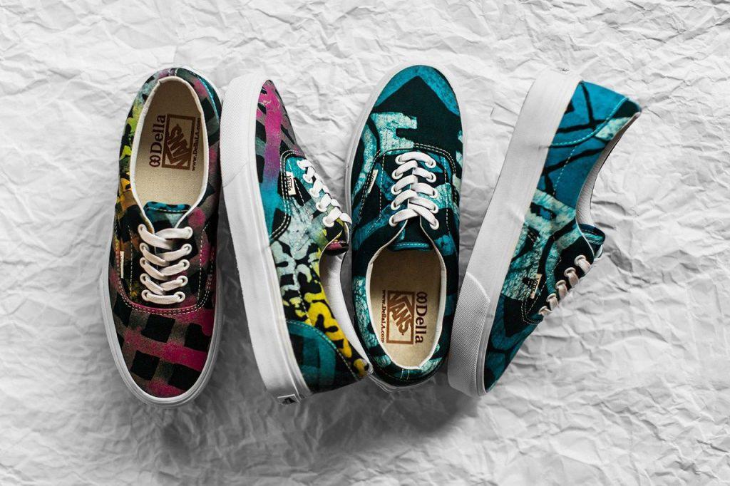 Della footwear. Picture source / Sundayadelajablog.com