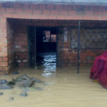 one of the houses affected by flood in Kaduna recently..Photo/Elenzanews.com