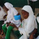 Primary school pupils in one of the public schools in Kaduna..photo Author provided
