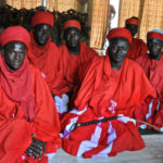 Guards of Etsu of Nupe..photo. nomad4now.com