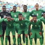 Nigeria's U-23 team