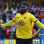 Isaac Success registered his first Premier League goal for Watford during his side's 2-2 draw with Bournemouth on Saturday